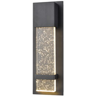 ELK 87110/LED Emode LED 14 inch Matte Black Outdoor Sconce