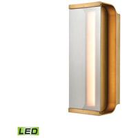 ELK 88130/LED Forma LED 13 inch Antique Bronze Outdoor Sconce