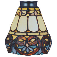Mix-N-Match Tiffany 21 Glass 5 inch Glass-Only