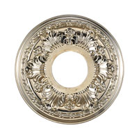 ELK Lighting Acanthus Medallion in Chrome M1000CHR