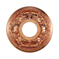 ELK Lighting Acanthus Medallion in Copper M1000CO photo thumbnail