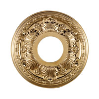 ELK Lighting Acanthus Medallion in Gold M1000GD photo thumbnail