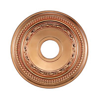 Elk Lighting Campione  Light Medallion In Copper M1001Co