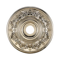 ELK Lighting Laureldale Medallion in Chrome M1004CHR photo thumbnail
