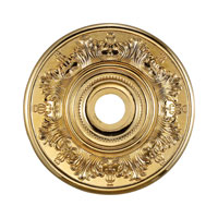 ELK Lighting Laureldale Medallion in Gold M1004GD