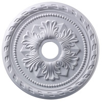 ELK Lighting Corinthian Medallion in White M1005WH