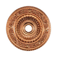 ELK Lighting Floral Wreath Medallion in Copper M1006CO
