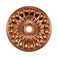 ELK Lighting Melon Reed Medallion in Copper M1009CO