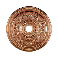 ELK M1012CO ENGLISH STUDY Copper Medallion photo thumbnail