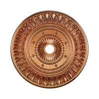 ELK Lighting Corinna Medallion in Copper M1013CO photo thumbnail