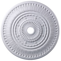 ELK Lighting Corinna Medallion in White M1013WH