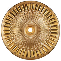ELK Lighting Hillspire Medallion in Gold M1017GD