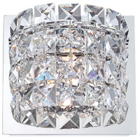 ELK BV1701-0-15 Rondell 1 Light 5 inch Chrome Vanity Light Wall Light