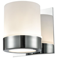 Mulholland 1 Light 5 inch Chrome Vanity Wall Light