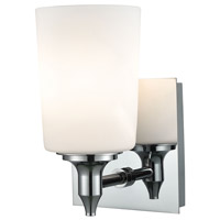 ELK BV2411-10-15 Alton Road 1 Light 5 inch Chrome Vanity Light Wall Light