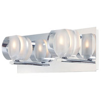 ELK BV302-90-15 Circo 2 Light 12 inch Polished Chrome Vanity Wall Light