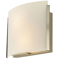 Pannelli Arc 2 Light 10 inch Satin Nickel ADA Wall Sconce Wall Light