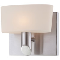 ELK BV6021-10-16M Toby 1 Light 6 inch Satin Nickel Vanity Wall Light