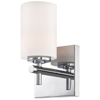 ELK BV6031-10-15 Barro 1 Light 5 inch Chrome Vanity Light Wall Light