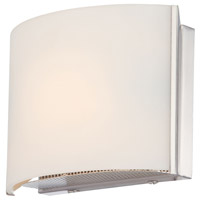 Pandora 1 Light 7 inch Chrome Vanity Wall Light