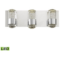 Surrey LED 18 inch Chrome Vanity Wall Light