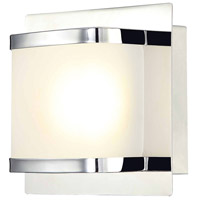 Bandeaux LED 6 inch Chrome Vanity Wall Light