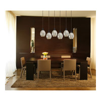 ELK 46017/1 Danica 1 Light 6 inch Polished Chrome Pendant Ceiling Light alternative photo thumbnail