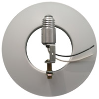 ELK LA100 Recessed Lighting Kit Flat White Recessed Conversion Kit photo thumbnail