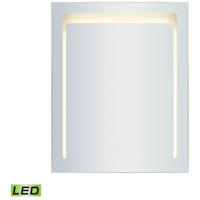 ELK LM3K-2430-PL3 LED Lighted Mirrors 30 X 24 inch Brushed Aluminum Wall Mirror photo thumbnail
