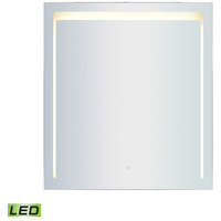 ELK LM3K-3640-PL3 LED Lighted Mirrors 40 X 36 inch Brushed Aluminum Wall Mirror photo thumbnail