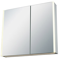 ELK LMC3K-3227-EL2 LED Lighted Mirrors 32 X 28 inch Brushed Aluminum Wall Mirror alternative photo thumbnail