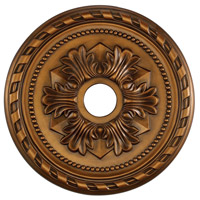 Corinthian Antique Bronze Medallion