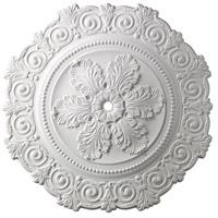 ELK M1011WH Marietta White Medallion