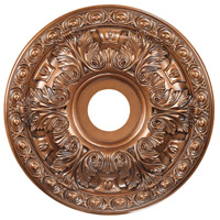 Pennington Antique Bronze Medallion