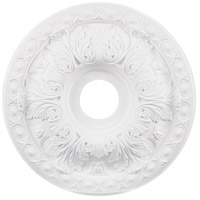 Pennington White Medallion