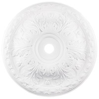 ELK Lighting Pennington Medallion in White M1020WH
