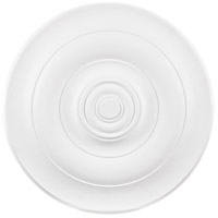 ELK Lighting Ross Medallion in White M1024WH