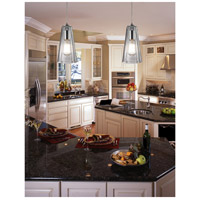 ELK 60044-6 Menlow Park 6 Light 17 inch Oiled Bronze Mini Pendant Ceiling Light in Light Bar, H-Bar alternative photo thumbnail