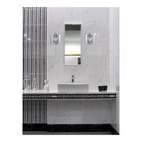 ELK 11228/1 Optix 1 Light 5 inch Polished Chrome Vanity Wall Light alternative photo thumbnail