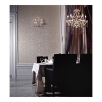 ELK 4013/6+3AMB Opulence 9 Light 25 inch Rust Chandelier Ceiling Light in Amber Crystal alternative photo thumbnail