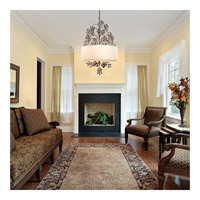 ELK 20059/4 Winterberry 4 Light 22 inch Antique Darkwood Chandelier Ceiling Light in Standard alternative photo thumbnail