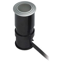 ELK WLE125C32K-5-95 Wet Spot LED 2 inch Metallic Grey Outdoor Niche