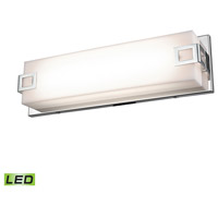 ELK WSL2125-AC-15 Prospect LED 15 inch Chrome Vanity Light Wall Light