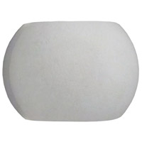 Castle Sphere LED 5 inch Natural Concrete Wall Sconce Wall Light