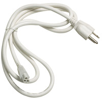 ZeeStick White Cord And Plug In, Under Cabinet