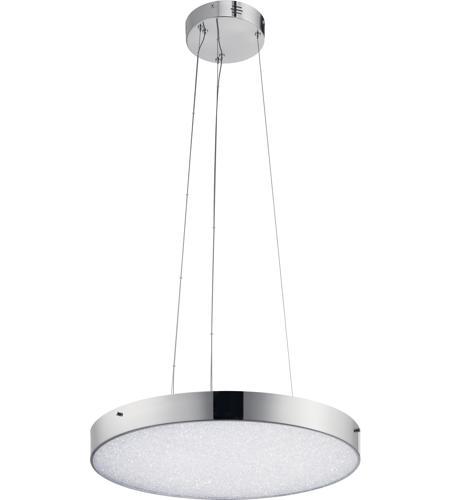 Elan 83591 Crystal Moon LED Chrome Chandelier Round Pendant Ceiling Light  sc 1 st  Elan Lighting Lights & Elan 83591 Crystal Moon LED Chrome Chandelier Round Pendant Ceiling ...