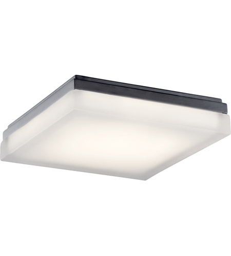 Elan 83802 arston led 12 inch bronze flush mount ceiling light aloadofball Choice Image