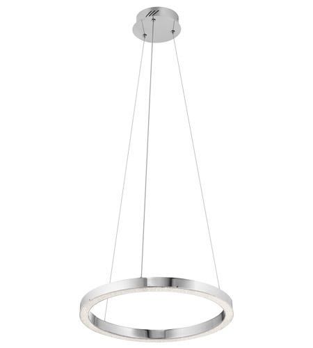 Opus Led Chrome Chandelier Ceiling Light