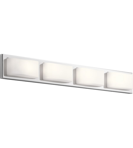 Chrome Kelsi Bathroom Vanity Lights