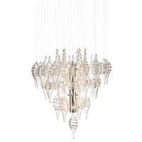 Elan Alveare 15 Light Pendant in Chrome 83021
